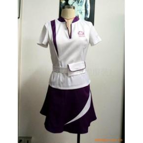 2010年新款商品促销制服
