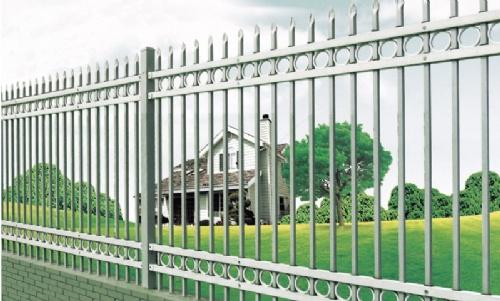 湖州护栏 湖州企业围墙护栏 湖州围墙护栏网