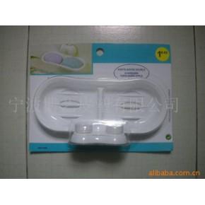 吸盘肥皂盒,肥皂架,卫浴用品,塑料家庭用品