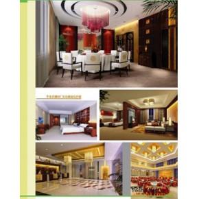 提供酒店会所室内设计