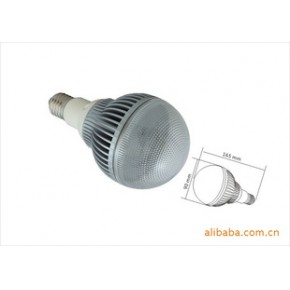 7W高亮度LED大功率球泡