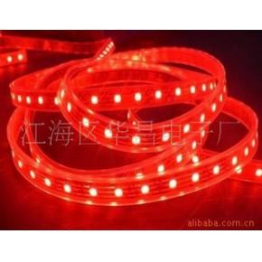 贴片3528红色软灯条 柔性灯带