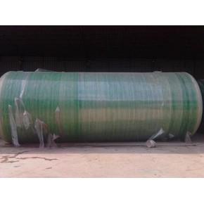 不污染地下水环保型玻璃钢化粪池HFRP-009
