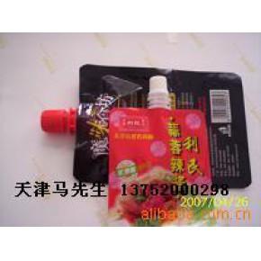 自立袋塑料吸嘴 HDPE