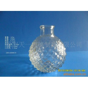 各种容量玻璃瓶 220(ml)