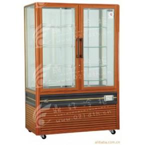 批发零售陈列柜展示柜,规格功能可订制,可代理代销