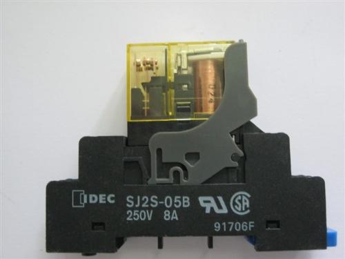 和泉继电器rj2s-cl dc24v