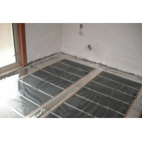PTC电热膜安装供应
