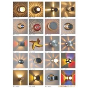 LED节能环保图形艺术墙壁灯