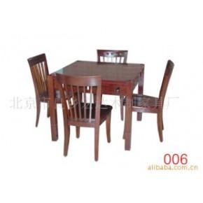 提供酒店家具加工 餐桌椅