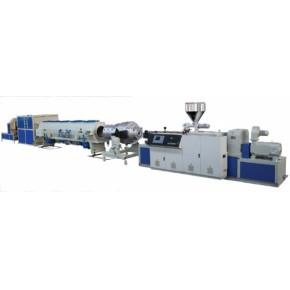 金纬PVC管材生产线