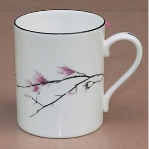 宁夏银川陶瓷杯批发订做