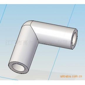 异形硅胶弯管7字管