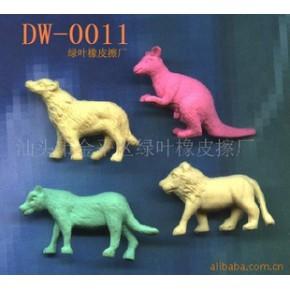橡皮擦专业制造商,供应立体造型橡皮擦