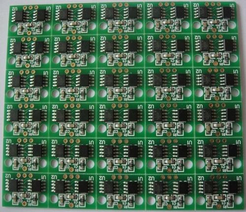 硒鼓芯片pcb刚性电路板】