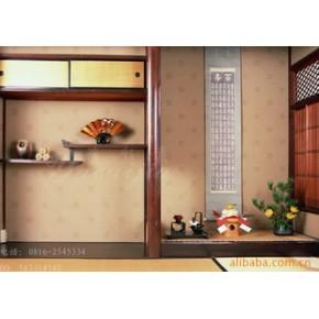 四川液体壁纸の三台代理休闲厅印花实例