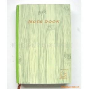 多种款式新型环保的木质版笔记本