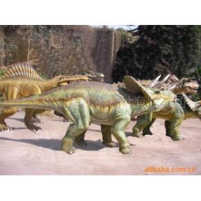仿真恐龙 仿真恐龙 海绵硅胶、钢骨架