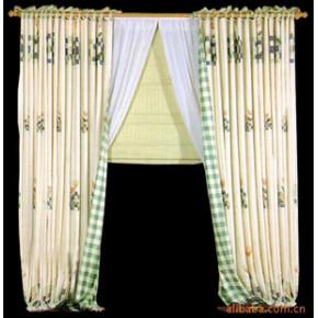珠海永发窗帘 有布艺窗帘、手动窗帘、布