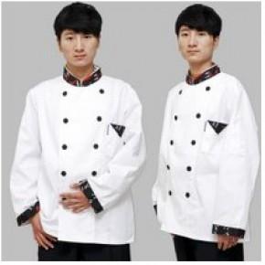 批发厨师工作服,酒店厨师定制,餐厅厨师服,上海厨师服