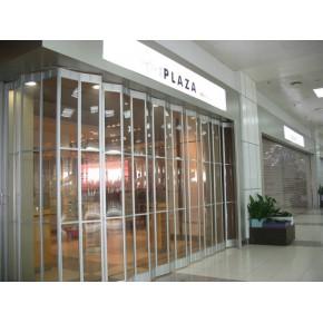 北京侧拉式水晶卷帘门