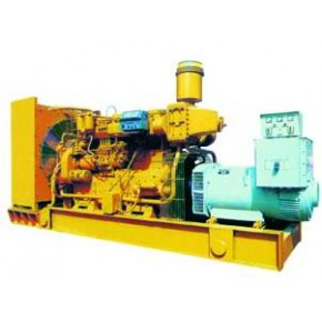 大型发电机的济柴柴油发电机组特别适应野外施工和恶劣环境下使用