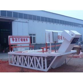 华杰牌洗车机-北京工程车辆冲洗设备-建筑工地冲洗机-洗车机