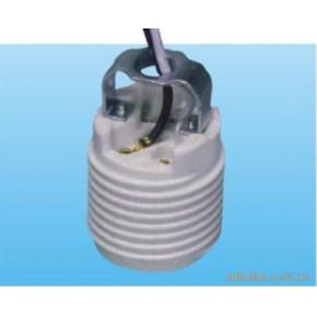 长期供应E27陶瓷外牙灯头(欢迎咨询)