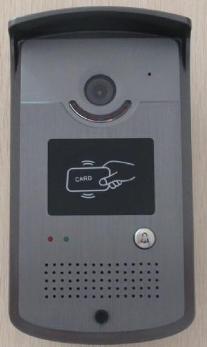 楼宇对讲小门口机ZSD-1