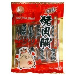 休闲食品 靖江名产 美味猪肉铺180 支持混批