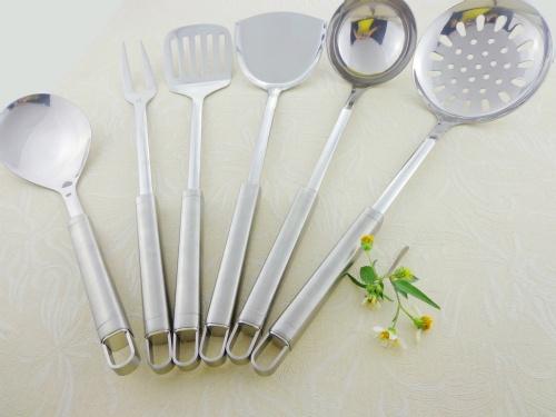 ¥45元每套 铲勺,厨房用品,酒店有品,家居用品,五金不锈钢厨具,餐具