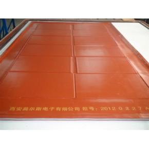 夹布硅胶板
