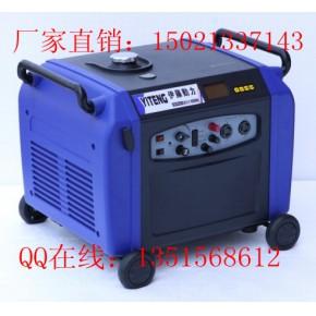 车上用汽油发电机_3千瓦数码变频发电机