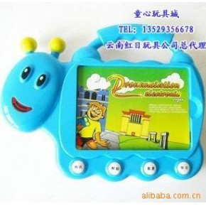 良兴双语早教机LX171/点读机/学习机/60张卡