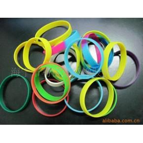 各种硅胶手环手镯,以及各种橡胶制品