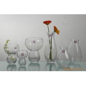 玻璃花瓶 花瓶 钠钙玻璃