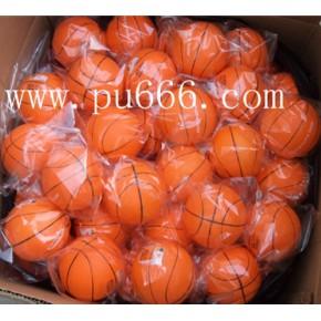 PU蓝球 促销玩具蓝球 礼品蓝球 PU小球