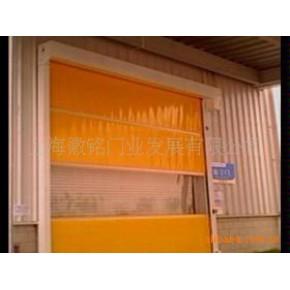 上海徽铭出厂价供应优质快速卷帘门、感应式卷帘门