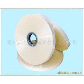 提供0.188的乳白色聚酯薄膜,提供加工与分切