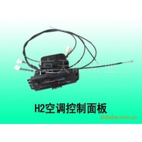 欧曼车H2空调控制面板 黑色
