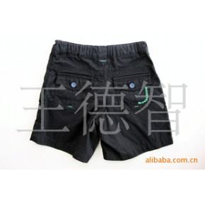 高质量 价廉物美 黑色短裤童裤批发