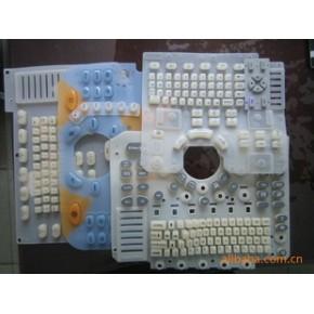 按键  导电硅橡胶 导电硅胶按键 硅胶杂件 导电胶
