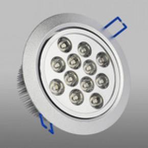 烟台欧达照明有限公司供应5W7W9W12WLED天花灯