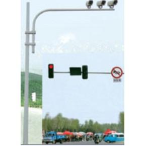 监控杆、交通信号灯
