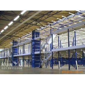 加工定制钢结构支架、货架、钢平台、楼梯等
