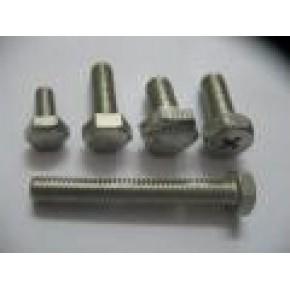 各种规格的不锈钢螺丝丶螺钉