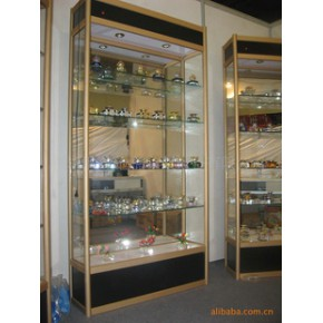 焦作精品展柜 焦作钛合金展柜 焦作钛合金展架