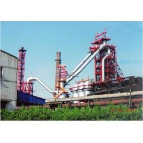 南京开导钢铁集团450高炉安装工程