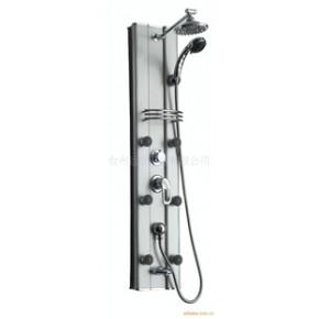 铝合金淋浴屏AED-6804
