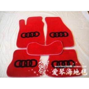 汽车脚垫地毯/专车专用/羊毛脚垫/手工加厚